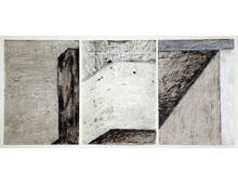 White Space Triptych