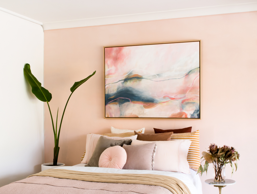 Styled Bedroom Shoot with Rachael Honner