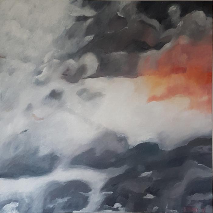 Clouds Alight